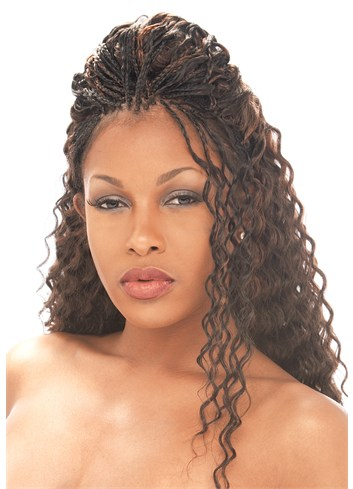 Model Model Glance Braid SUPER WAVE