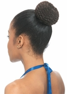 MODEL MODEL synthetic Hair bun BUZZBERRY