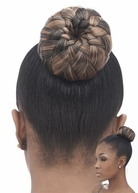 MODEL MODEL synthetic Hair bun STRAWBERRY