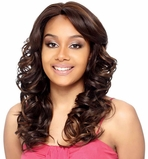 Model Model Natural Part Lace Front Wig BRIONA