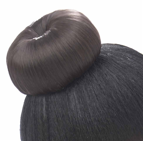 MODEL MODEL Synthetic Hair BUN BLUEBERRY - MEDIUM