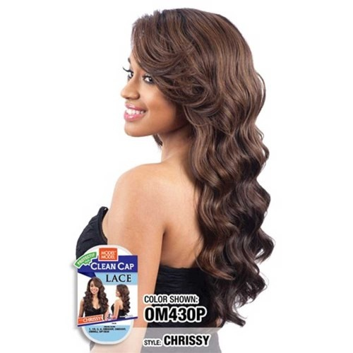 Model Model Synthetic Lace Front Wig CHRISSY