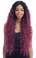 Model Model  V-Shaped Lace Front Wig EV 002
