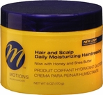 Motions Hair and Scalp Daily Moisturizing Hairdress 6 OZ