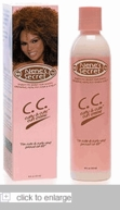 Nene's Secret Curly & Cute Curl Creme 8oz