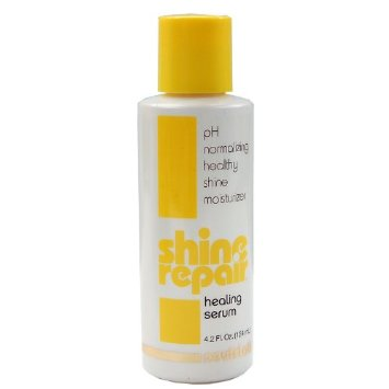 New Black N Sassy Thicker and Richer Sassy Shine Shine Repair Healing Serum 4.2oz