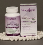 NOURITRESS PERFECT HAIR VITAMIN PLUS(TAKE AWAY GRAY FORMULA)