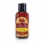 OKAY 100% BLACK JAMAICA CASTOR OIL 4oz