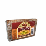Okay African Black Soap Organza Scented 4oz