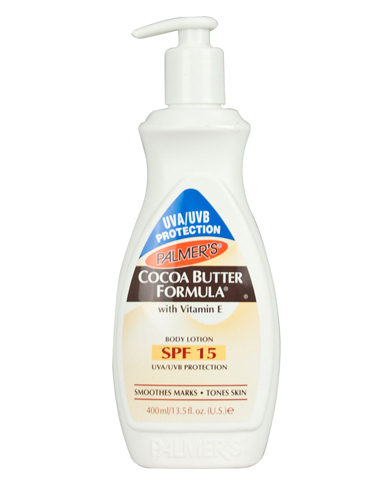 Palmers Cocoa Butter Body Lotion Vitamin E SPF 15 12 oz