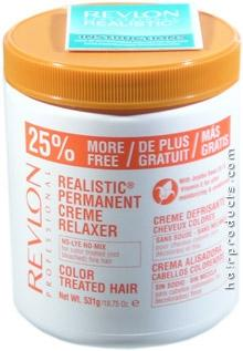 PERMANENT CRÈME RELAXER FOR COLOR TREATED HAIR 15 OZ