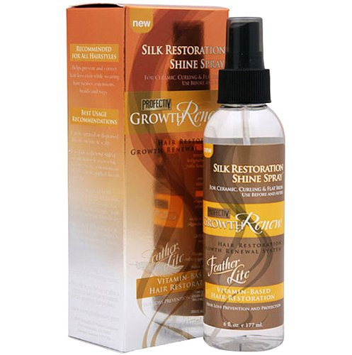 Profectiv GROWTH RENEW Silk Restoration Shine Spray - 6oz