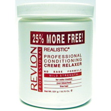 PROFESSIONAL CONDITIONING CRÈME RELAXER 18.75 OZ