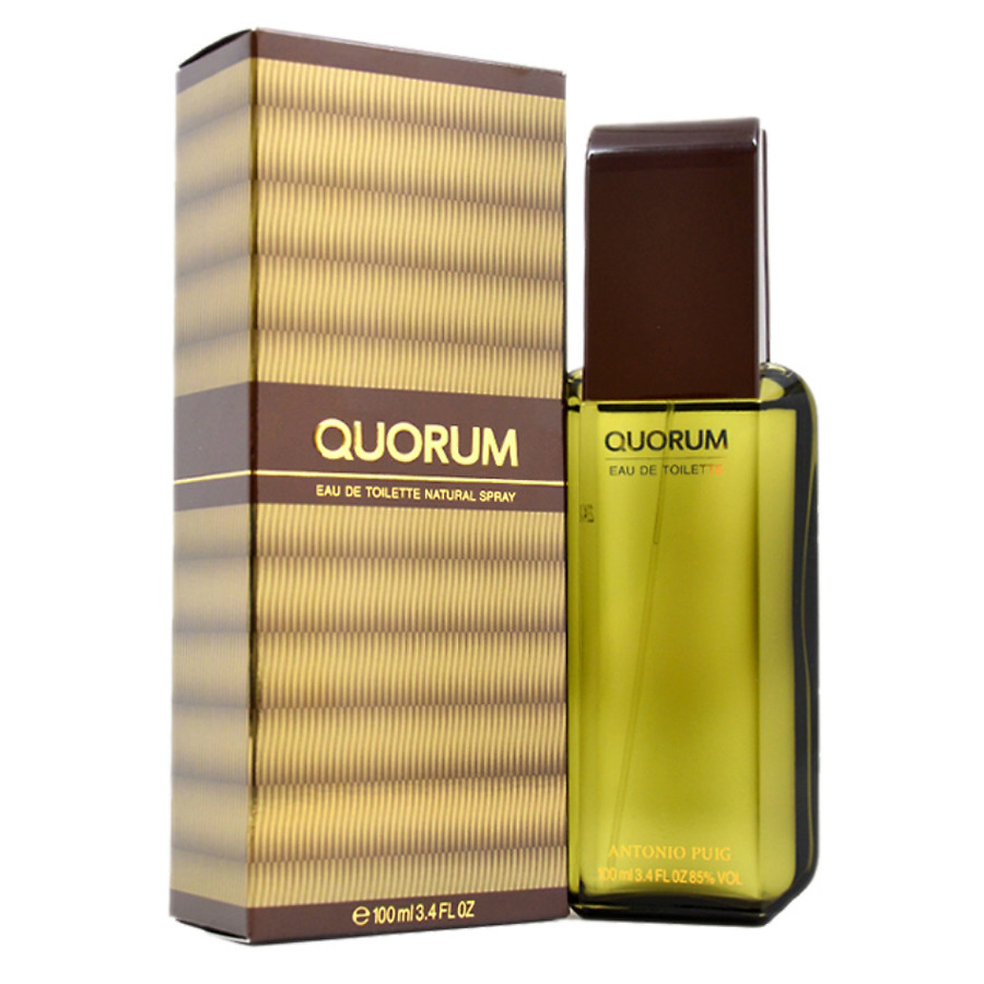 Quorum By Antonio Puig Cologne 3.4floz