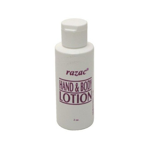 RAZAC HAND AND BODY LOTION