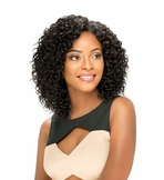 Sensationnel BOHEMIAN CURL 10S Bare And Natural Peruvian Virgin Remi Human Hair Weave - 3pcs