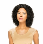 Sensationnel CORK SCREW 10S Bare And Natural Peruvian Virgin Remi Human Hair Weave - 3pcs
