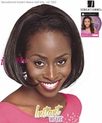 SENSATIONNEL HZ 7002 Half Wig Instant weave