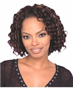 SENSATIONNEL HZ 7012 Half Wig Instant Weave