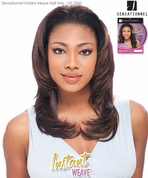 SENSATIONNEL HZ 7060 Half Wig Instant Weave