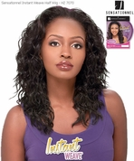 SENSATIONNEL INSTANT WEAVE HZ 7070 Half Wig