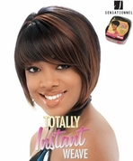 SENSATIONNEL HZ A024 -Half Wig