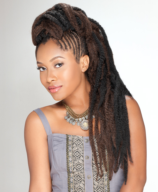 Sensationnel AFRO TWIST BRAID