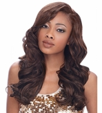 Sensationnel Style 360 Human Hair Natural Blend Weave - HH Tempting
