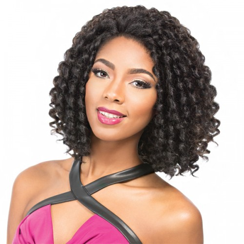 Sensationnel Synthetic Hair Lace Front Edge Wig - CARMEN