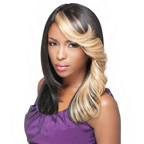SENSATIONNEL SYNTHETIC INSTANT FASHION WIG JILL