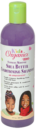 SHEA BUTTER CONDITIONING SHAMPOO 12 OZ