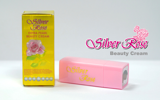 SILVER ROSE EXTRA PEARL BEAUTY CREAM