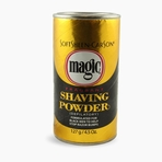 Soft Sheen Carson Magic Gold Shaving Powder