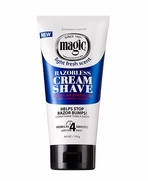 SoftSheen Carson Magic Razorless Cream Shave Regular 6 oz