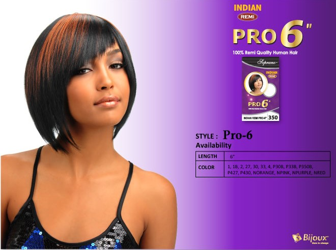 Bijoux Soprano Indian Remi Pro 6 100 Remi Quality Human Hair