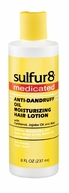 Sulfur8 Anti-Dandruff Oil Moisturizing Hair Lotion - 8oz