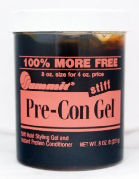 Summit Pre Con Gel STIFF 8 oz