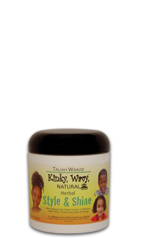 TALIAH WAAJID Kinky Wavy Natural Herbal Style And Shine, 6oz