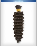 Tasha Deep Wave Bulk, Braid 18 inch
