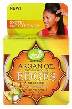 TCB Naturals Argan Oil Edges Silkener 2 oz