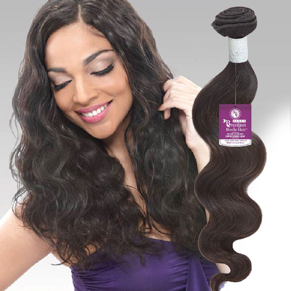 Janet Collection Virgin Brazilian Natural Body Wave BUNDLE HAIR