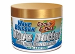 WaveBuilder Cocoa And Shea Wave Butter Moisture Revitalizer 4.8 Oz.