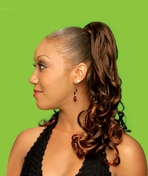 ZURY PONYTAIL MISS CHAD