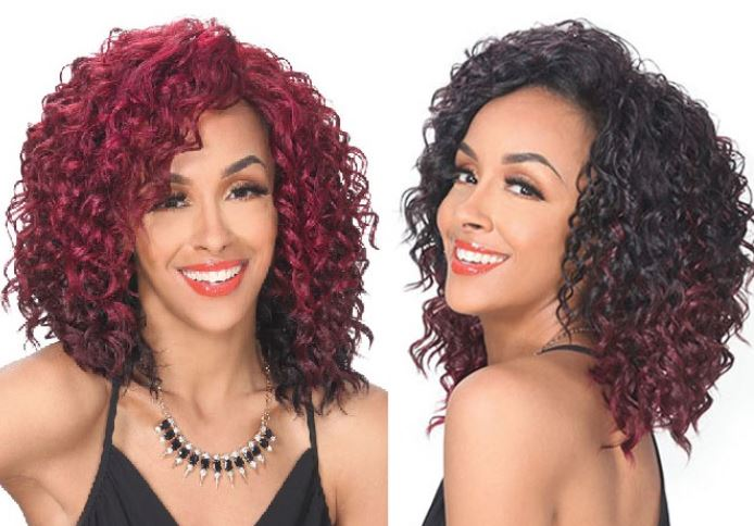Zury Reversible Wig Dual Color CF-H RV KELLY