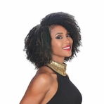 Zury Sis Natural Star Wig � 4C TESLA