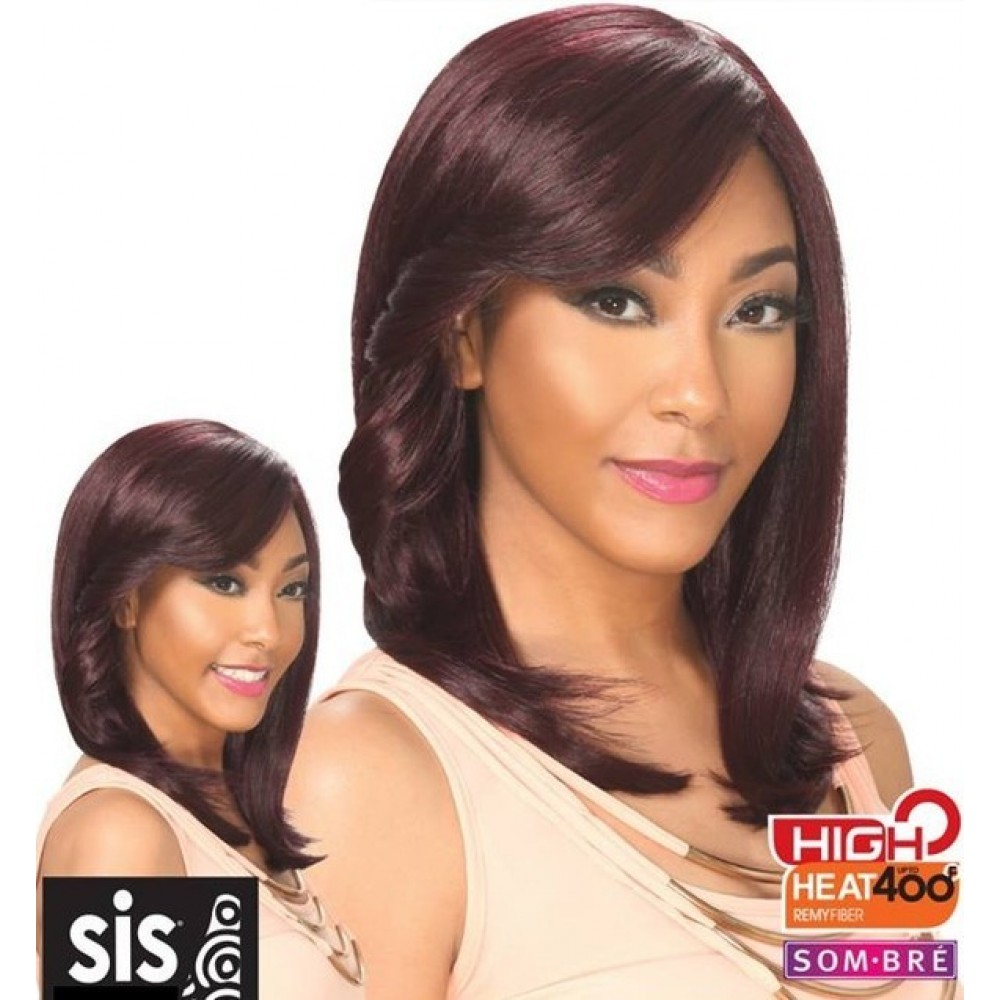 Zury Sis Wig POP SYNTHETIC WIGS FOR BLACK