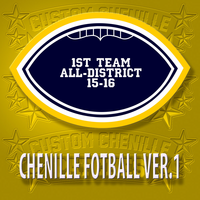 All Chenille Football ver 1