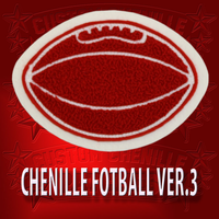 All Chenille Football ver 3