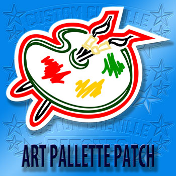 Art Pallette Patch