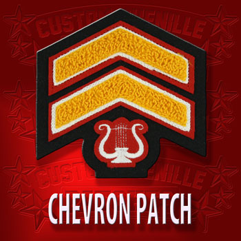 Band Chevron Patch